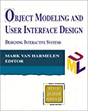 Van Harmelen, Mark: Object Modeling User Interface Design
