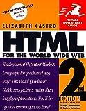 Castro, Elizabeth: HTML for the World Wide Web, Second Edition (Visual QuickStart Guide)