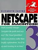 Castro, Elizabeth: Netscape 3 for Macintosh (Visual QuickStart Guide)