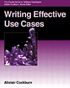 Writing Effective Use Cases by Alistair…
