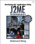 Developing Jini(TM) Applications Using…