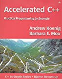 Koenig, Andrew: Accelerated C++: Practical Programming by Example