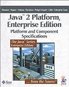 Java 2 Platform, Enterprise Edition:…