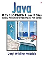 Java(TM) Development on PDAs: Building…