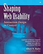Shaping Web Usability: Interaction Design in…