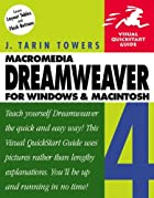 Dreamweaver 4 for Windows & Macintosh by J.…