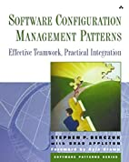 Software Configuration Management Patterns:…