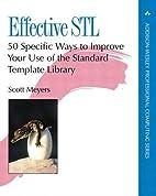 Effective STL: 50 Specific Ways to Improve…