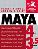 Riddell, Danny: Maya 4 for Windows and Macintosh