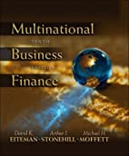 Multinational Business Finance, 10th Edition…