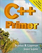 C++ Primer (2nd Edition) by Stanley B.…