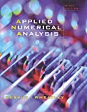 Gerald, Curtis F.: Applied Numerical Analysis