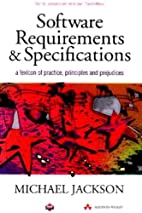 Software Requirements and Specifications: A…