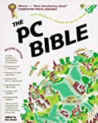 The PC Bible: Covers Windows 3.1, Windows 95…