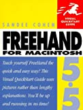 Cohen, Sandee: Freehand 5.5 for Macintosh: Visual Quickstart Guide