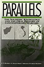 Parallels : the soldier's knowledge and…