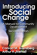 Introducing Social Change: A Manual for…