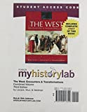 Levack, Brian: MyHistoryLab with Pearson eText -- Standalone Access Card -- for The West: Encounters and Transformations, Combined Volume (3rd Edition)