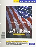 O'Connor, Karen: American Government: Roots and Reform, 2011 Edition, Books a la Carte Plus MyPoliSciLab -- Access Card Package (11th Edition)