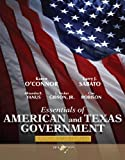 O'Connor, Karen: Essentials of American & Texas Government: Roots and Reform, 2011 Edition Plus MyPoliSciLab with eText -- Access Card Package (4th Edition)