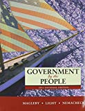 Magleby, David B.: Government by the People, 2011 National Edition Plus MyPoliSciLab with eText -- Access Card Package (24th Edition)