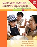 Williams, Brian K.: Marriages, Families, and Intimate Relationships Census Update Plus MyFamilyLab with eText -- Access Card Package (2nd Edition)