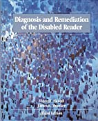 Diagnosis and Remediation of the Disabled…