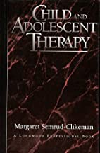 Child and Adolescent Therapy by Margaret…