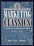 Cox, Keith K.: Marketing Classics: A Selection of Influential Articles