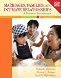 Williams, Brian K.: Marriages, Families, and Intimate Relationships Census Update, Books a la Carte Edition (2nd Edition)