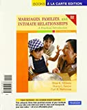 Williams, Brian K.: Marriages, Families, and Intimate Relationships Census Update, Books a la Carte Plus MyFamilyLab with eText -- Access Card Package (2nd Edition)