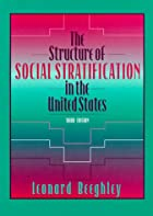 The Structure of Social Stratification in…