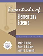 Essentials of Elementary Science, Second…