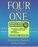Dornan, Edward A.: Four in One: Thinking, Reading, Writing, Researching with CDROM
