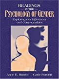 Hunter, Anne E.: Readings in the Psychology of Gender: Exploring Our Differences and Commonalities