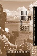 From Concept to Screen: An Overview of Film…