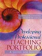 Developing a Professional Teaching…