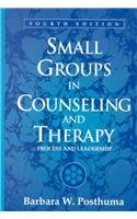 Small Groups in Counseling and Therapy:…