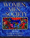 Curran, Daniel J.: Women, Men and Society