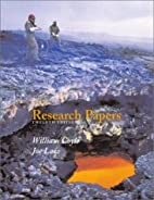 Research Papers by William Coyle
