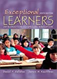 Daniel P. Hallahan: Exceptional Learners: Introduction to Special Education (9th Edition)