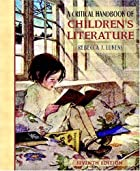 A critical handbook of children's literature…