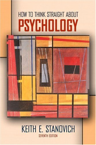 how-to-think-straight-about-psychology-seventh-edition