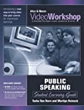 Allyn & Bacon: Videoworkshop for Public Speaking: Student Learning Guide with CD-ROM (Valuepack Item Only)