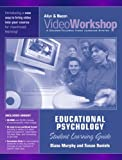 Diana Murphy: Videoworkshop for Educational Psychology: Student Learning Guide with CD-Rom (Valuepack Item Only)
