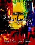 Mastering Public Speaking with CD-ROM (5th…