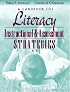 A Handbook for Literacy Instructional and…