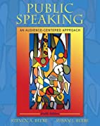 Public speaking : an audience-centered…
