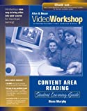 Murphy, Diana: VideoWorkshop for Content Area Reading: Student Learning Guide with CD-ROM