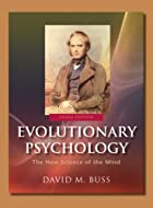 Evolutionary Psychology: The New Science of…